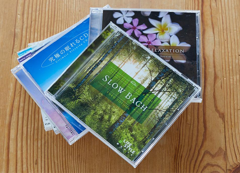 ねむりの音楽CD