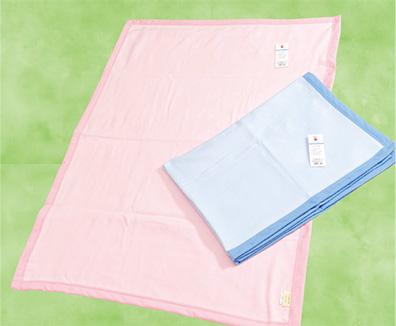 ハーフサイズ綿毛布